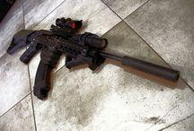 Guns and funs
