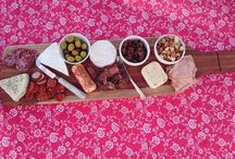 Platter ideas / Ideas for creating the ultimate platter.