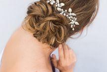 Artisan Bridal Hair Accessory Collection