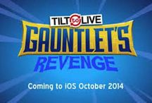 Enter Into Revenge World With Tilt To Live: Gauntlet's Revenge