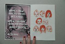 Fanzine / <3 / by Florencia Adobbato