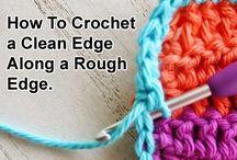 Edges in Crochet