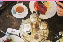 Places to go for coffee in Harrogate / Lovely local cafes, restaurants, hotels and bars to go for coffee in Harrogate
