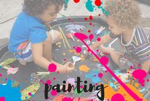 Painting with kids / 0