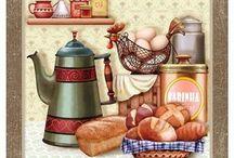 mutfak dekopaj