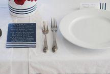 table decoration / by Susanne Reber