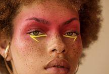 Maquillaje rompe