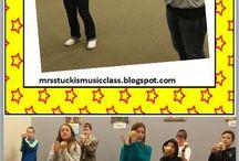 5th Grade Music