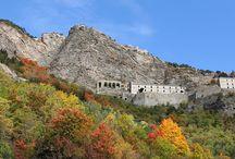 Fortifications / Les fortifications de l'Ubaye