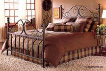 Lindas camas de fierro forjado y madera , Esencia Distinta .. pero bellas ..