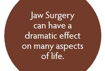 Corrective Jaw Surgery / Corrective jaw, or orthognathic surgery is performed by an oral and maxillofacial surgeon (OMS) to correct a wide range of minor and major skeletal and dental irregularities, including the misalignment of jaws and teeth.