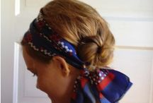Hairstyling / by Lori Em