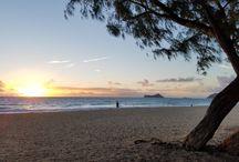 Oahu, Hawaii Scenic Locations