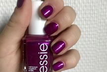 Essie on the hands