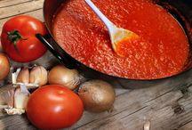 Sauce aux tomates fraîches maison