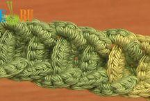 Crochet alicious Cords, Tape, Lace