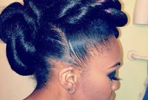 Hair styles quick