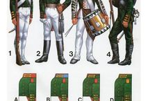 Napoleonic wars/uniforms / napolei