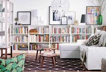 living room inspiration /  interior | home | ideas