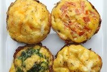 low carb sausage egg cups
