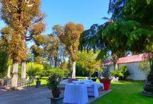 LIEUX IDEAL / Un jardin et des lieux somptueux pour venir organiser vos réceptions