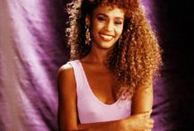 Whitney Houston / by Onyx Rose
