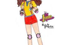 Dibujos para Irene
