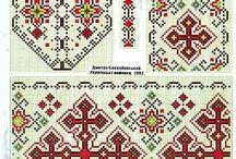 embroidery-cross stitch