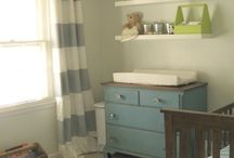 Baby Boy Room / by Ellen Guenther