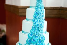 Cute Cakes wedding