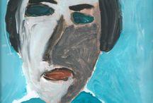 A la manière de / Des activités artistiques à la manière d'artistes connu et reconnu, grands peintres... par les enfants des ateliers d'artgora - http://www.artgora.net