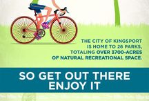 Healthy Kingsport Materials / The news about Healthy Kingsport and the movement...