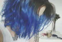 cabelos da Caroline