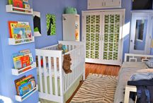 nursery inspiration: safari fun / Want to create a nursery inspired by the animals of the wild? You've come to the right place.