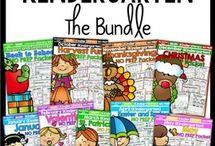 Homeschool Curriculum: Preschool - Kindergarten