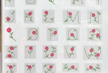 alfabeti / by Elisabetta