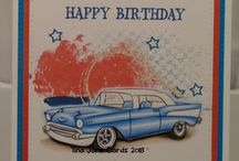 My Cards Birthday - Male