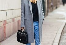 Winter Lets The Cold In / Let it snow in style with some winter weather style inspiration!