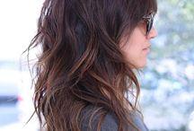 Cheveux épais