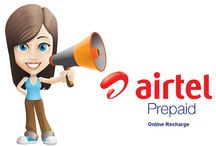 Airtel Prepaid Mobile Online Recharge / Recharge your Airtel Prepaid Mobile Online using SBI debit cards and get huge offers and coupon, Just try once and thrill yourself with offers and discount.