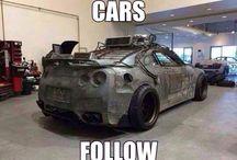 Cool car カッコイイ車 /