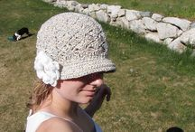 Crochet Hats 2 / by Sharin Ware