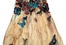 Vestidos pintados