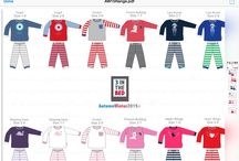 Sleeping Giants /  3inthebed is a premium children's sleep wear brand manufactured in South Africa