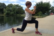 Fitness in Paris / Fitness in Paris - Sequenze di allenamento parigine (Bois de Boulogne)