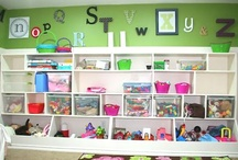 Playroom ideas / by Catherine Allen