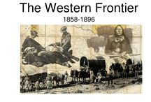 The Western Frontier / Pioneering and Homesteading Life in Washington State Circa 1858