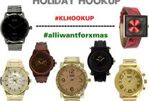 HOLIDAY HOOKUPS / We're giving away $30K!!! THIS MONTH!  All month long we are giving double entries for the following: In-app purchases, Gift Card purchases, new Rep signups AND friend referrals.  Visit: Www.Karmaloop.com for MORE DETAILS!  / by Karmaloop