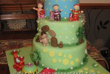 Birthday cakes / Ideas for cake