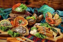 My Guatemalan food. / Lo delicioso de mi comida / by Ericka Rivera
